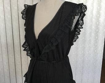 Vintage Elissa Teddy, Medium +, USA made