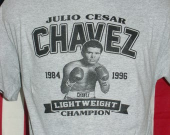 Julio Cesar Chavez Tribute tee