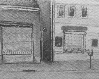 Day 10: Storefront Windows