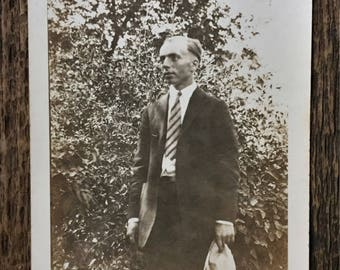 Original Vintage Photograph Sincerest Henry