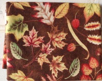Fat Quarter Quilter Leaves Natures Bounty