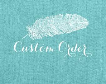 Custom Order For Michele