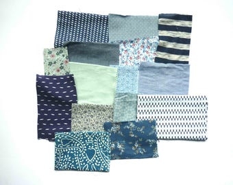 set of fabrics for patchwork 221 coupons