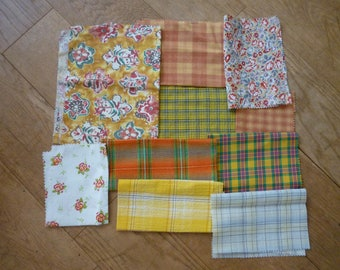 set of fabrics for patchwork 191 coupons