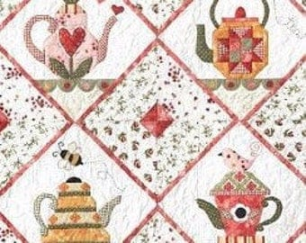 Snowmen A To Zzzz Crabapple Hill Embroidery Quilt Pattern