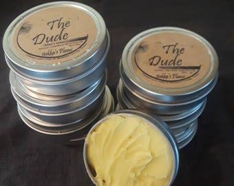 The Dude Man cream