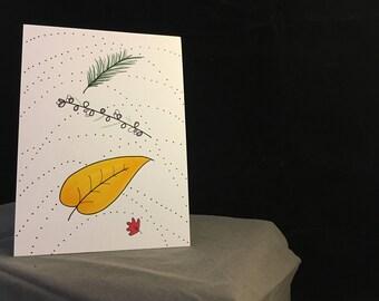 Seasons: Original 5 x 7