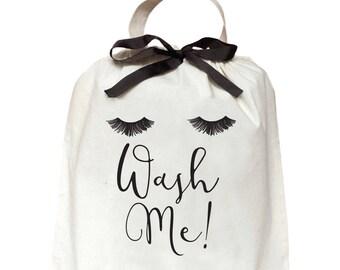 Eyelashes WASH ME Organizing Travel Bag