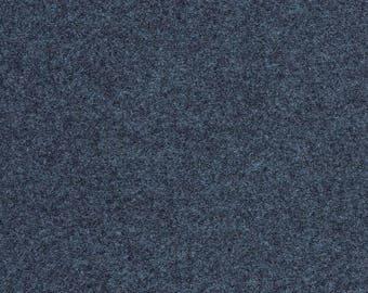 Maharam Upholstery Fabric Kvadrat Divina Melange 771 Wool 3.375 yds Blue 460830–771 (CU)