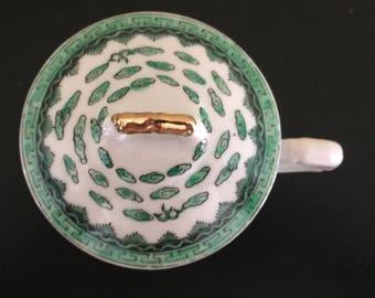 Sweet Asian coffee/tea cup