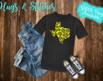 Yellow Rose Of Texas Shirt