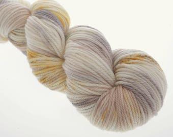 Australis DK,  Hand Dyed Yarn, 8 ply, Yarn, Hand dyed, Superwash Merino, MEMORIES