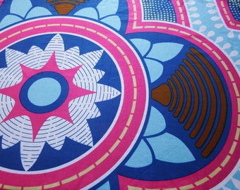 Wax fabric African /pagne/African Wax print.