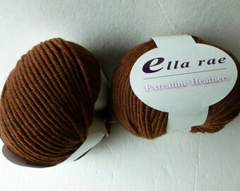 Yarn Sale  - Extrafine Heathers by Ella Rae