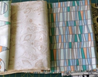 Art Gallery Fabrics Five Yard Collection 14, Hello Bear