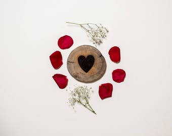 Heart West Coasters - Driftwood Engraved Coasters - Sustainable Gift - West Coasters - Wood - Eco Houseware - Laser Engraved