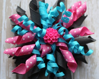 Punk Rock Princess Korker Spirit Hair Bow