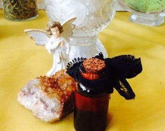 Venus oil, conjure moon oil, spiritual oil, body oil