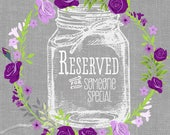 Reserved for Meranda Conner Only, Please