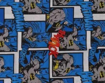 Batman Comic Pillowcase