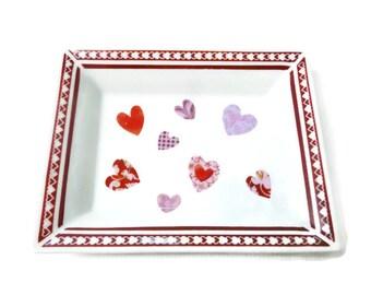 """Empty pockets """"cute hearts"""""""