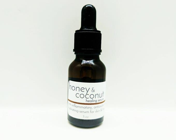 Honey & Coconut Healing Serum