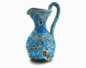 Fat Lava Vase - Cyclope Pottery Annecy