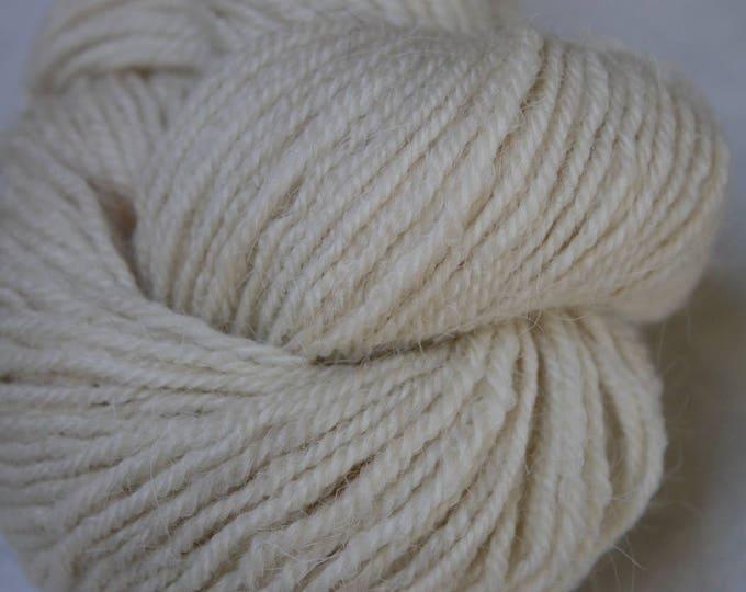 Cream Churro Bulky Yarn
