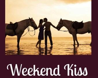 Weekend Kiss Superior Handmade Incense