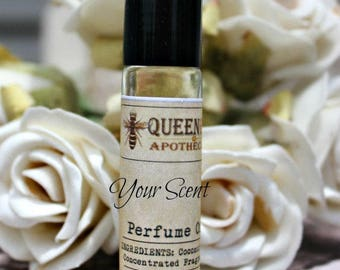 TOBACCO MUSK  - Perfume Oil - 1/3 oz Roll On