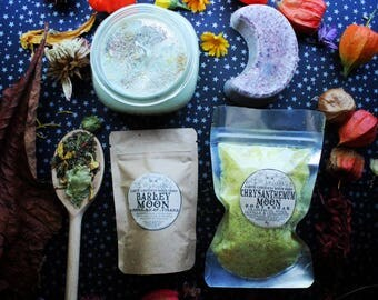 the monthly lunar | pampering box / esabbat box for moon phases & other cosmic celebrations