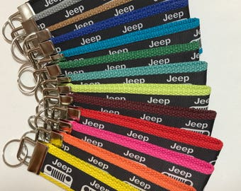 JEEP Key FOB's It's a Jeep Thing You Wouldn't Understand.  Jeep hair, I don't care!  No Road? No Problem!  Got Mud?