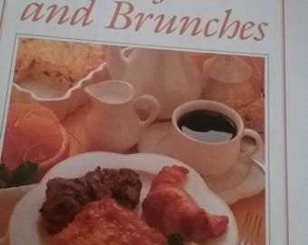 Cookbook Bon Appetit breakfast and brunches 1983
