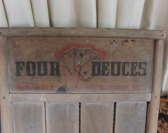Washboard by Four Deuces from 1940s