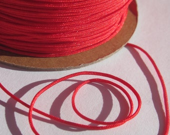 1 meter (73 colorful cotton thread cord