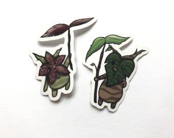 Zelda Korok Sticker Pack