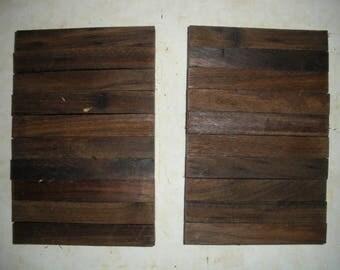 20 Black Walnut  Turning Wood Pen  Razor Blanks WA2