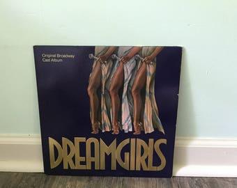Dreamgirls vinyl record