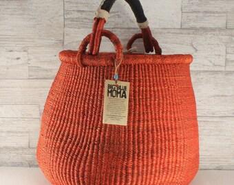 Pot Basket Large - C06 Orange