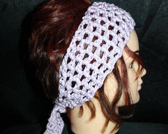 very light and handy cotton headband