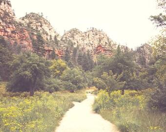 arizona photography, sedona photography, red rocks, arizona art, southwestern photography, large wall art, western photography, masculine