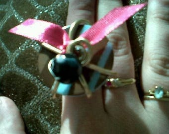 RING adjustable button in different colors