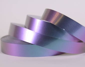 Hyperion Color shifting Morph Taped Performance Hula Hoop Polypro or HDPE