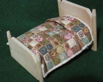 Half-Scale Miniature Quilt