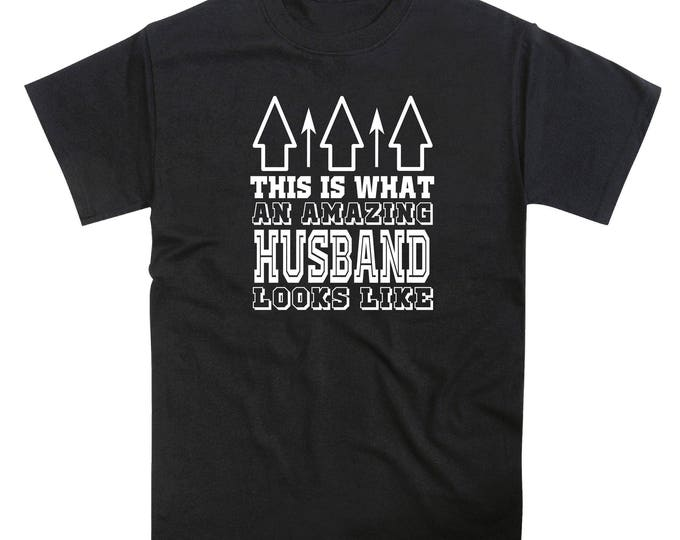 Amazing Husband Tshirt