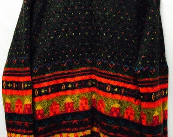 Vintage Benetton Sweater in size M