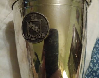 Camelot Pewter Roanoke Virginia cup.