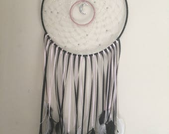 Sparkling Moon Dreamcatcher