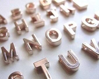 Magnetic Gold Foil Letters