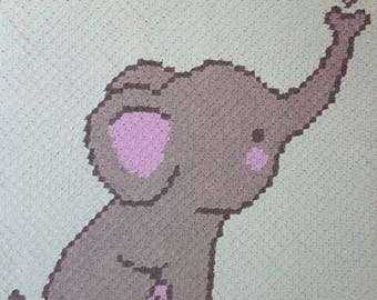 Customizeable Elephant Blanket